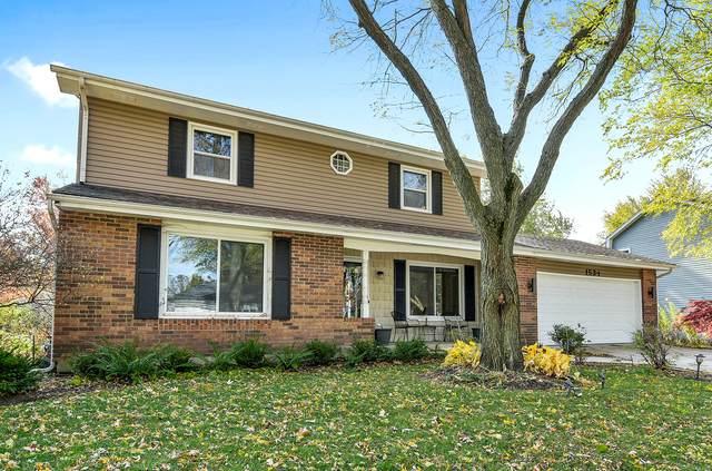 1534 Foxhill Road, Naperville, IL 60563 (MLS #10923722) :: Lewke Partners