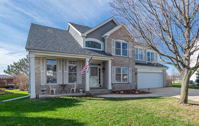 905 Fox Chase Court, St. Charles, IL 60174 (MLS #10923878) :: John Lyons Real Estate