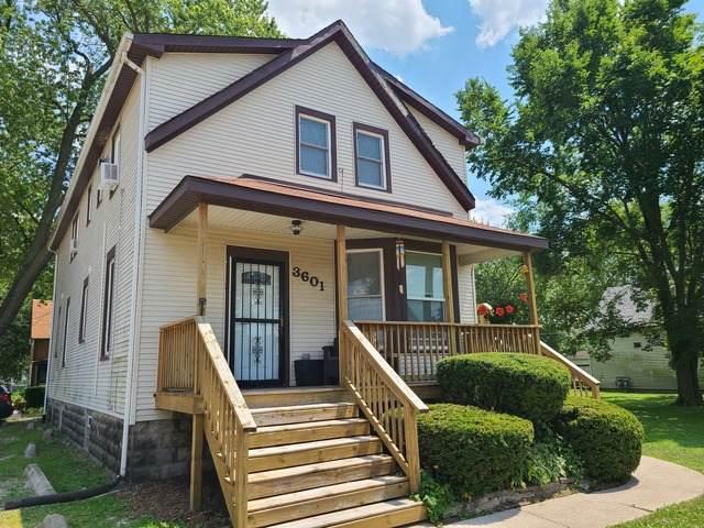 3601 Union Avenue, Steger, IL 60475 (MLS #10923946) :: John Lyons Real Estate