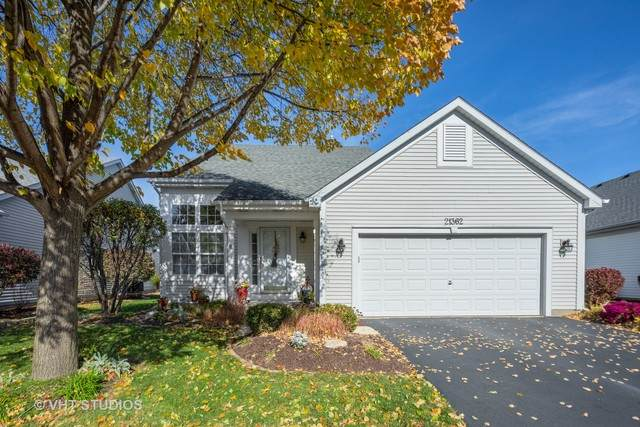 21362 W Basswood Lane, Plainfield, IL 60544 (MLS #10923995) :: John Lyons Real Estate