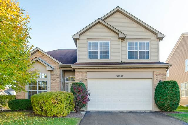 37200 N Deerpath Drive, Lake Villa, IL 60046 (MLS #10924003) :: John Lyons Real Estate