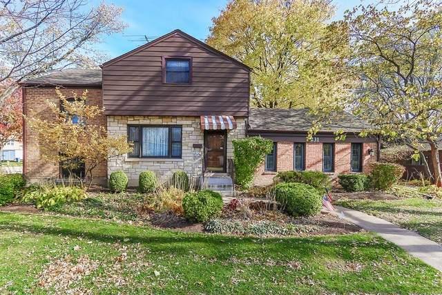 231 W Washington Boulevard, Lombard, IL 60148 (MLS #10924059) :: John Lyons Real Estate