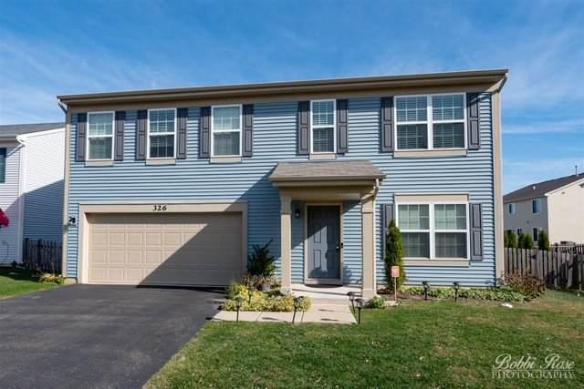 326 Mozart Lane, Volo, IL 60073 (MLS #10924107) :: Helen Oliveri Real Estate