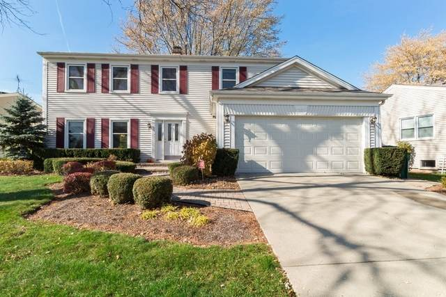 1164 Devonshire Road, Buffalo Grove, IL 60089 (MLS #10924301) :: Lewke Partners