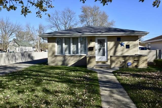 3203 Morgan Street, Steger, IL 60475 (MLS #10924345) :: John Lyons Real Estate