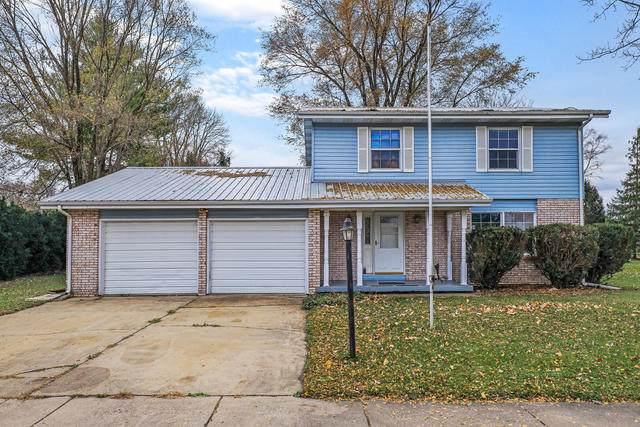 2105 Barnes Street, Urbana, IL 61802 (MLS #10924349) :: Littlefield Group