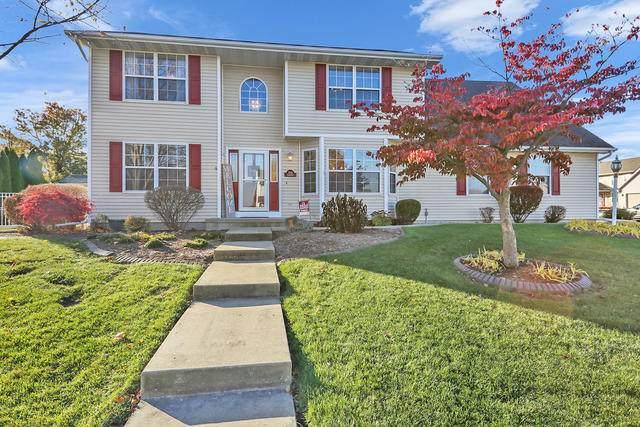 1501 Locust Drive, ST. JOSEPH, IL 61873 (MLS #10924368) :: Ryan Dallas Real Estate