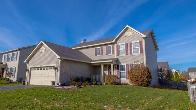 2560 Fallbrook Drive, Hampshire, IL 60140 (MLS #10924405) :: Lewke Partners