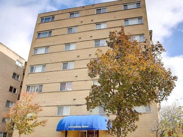 314 Lathrop Avenue #108, Forest Park, IL 60130 (MLS #10924560) :: Angela Walker Homes Real Estate Group