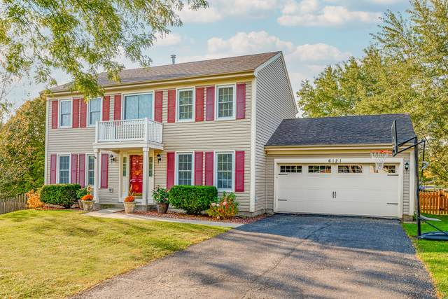 6121 Honeysuckle Lane, Gurnee, IL 60031 (MLS #10924576) :: John Lyons Real Estate