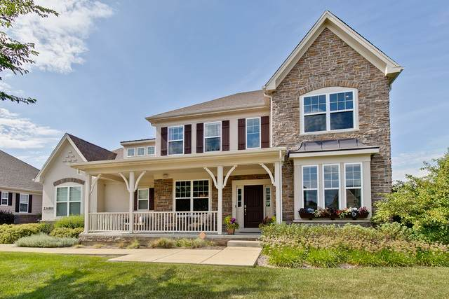 23689 N Sanctuary Club Drive, Kildeer, IL 60047 (MLS #10924594) :: John Lyons Real Estate