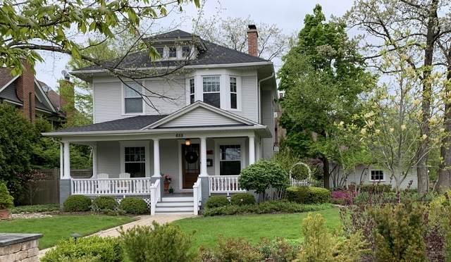 655 Greenwood Avenue, Glencoe, IL 60022 (MLS #10924698) :: Lewke Partners
