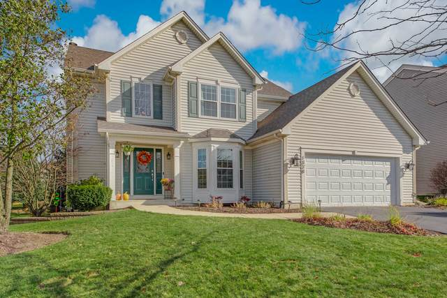 1328 Hickory Ridge Drive, Montgomery, IL 60538 (MLS #10924754) :: BN Homes Group
