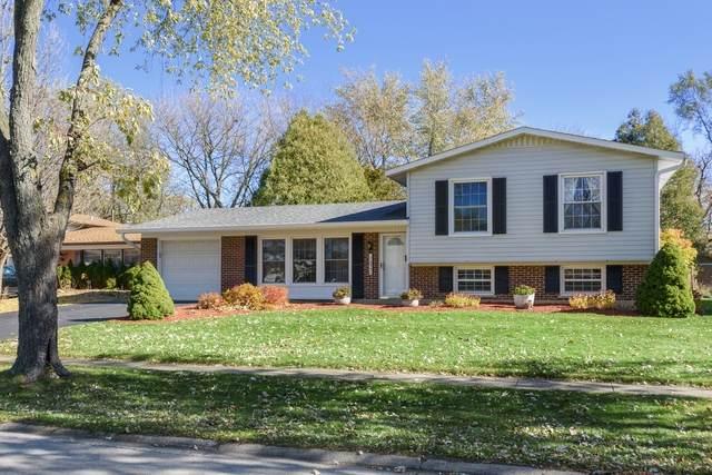 7833 Northway Drive, Hanover Park, IL 60133 (MLS #10924873) :: John Lyons Real Estate