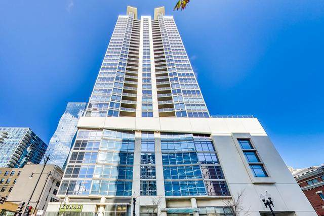 100 E 14th Street #1106, Chicago, IL 60605 (MLS #10924916) :: The Wexler Group at Keller Williams Preferred Realty
