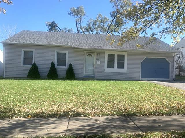 22215 Brookwood Drive, Sauk Village, IL 60411 (MLS #10924944) :: BN Homes Group