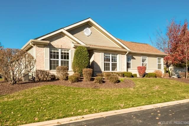 21564 W Empress Lane, Plainfield, IL 60544 (MLS #10925015) :: John Lyons Real Estate