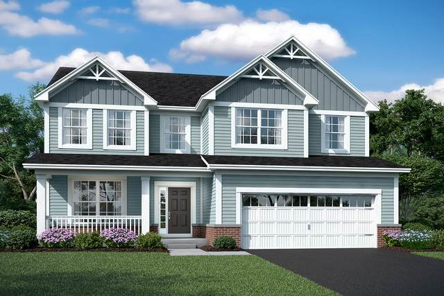 12300 S Prairie Ridge Lot#121 Lane, Plainfield, IL 60585 (MLS #10925074) :: Suburban Life Realty