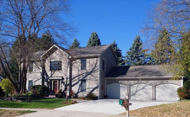 260 Coventry Court, Elgin, IL 60123 (MLS #10925173) :: The Spaniak Team