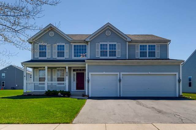 696 Verdi Street, Woodstock, IL 60098 (MLS #10925190) :: John Lyons Real Estate