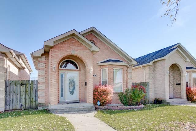 1819 N 35th Avenue, Stone Park, IL 60165 (MLS #10925309) :: John Lyons Real Estate