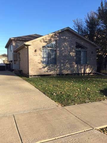 14725 S Blaine Avenue, Posen, IL 60469 (MLS #10925313) :: John Lyons Real Estate