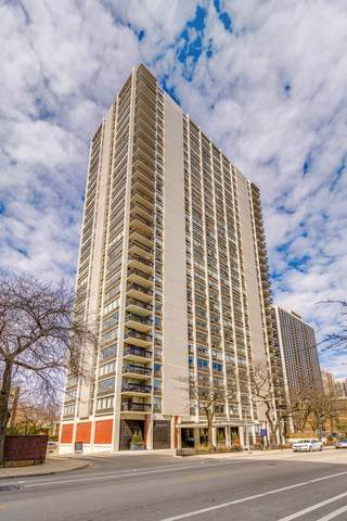 1455 N Sandburg Terrace #2602, Chicago, IL 60610 (MLS #10925328) :: The Wexler Group at Keller Williams Preferred Realty