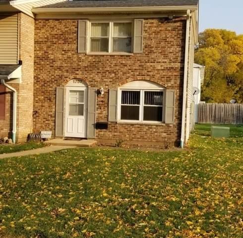 1757 Short Avenue #0, Streamwood, IL 60107 (MLS #10925487) :: Lewke Partners
