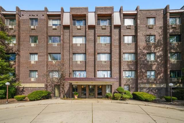 8444 W Wilson Avenue 104S, Chicago, IL 60656 (MLS #10925524) :: RE/MAX IMPACT