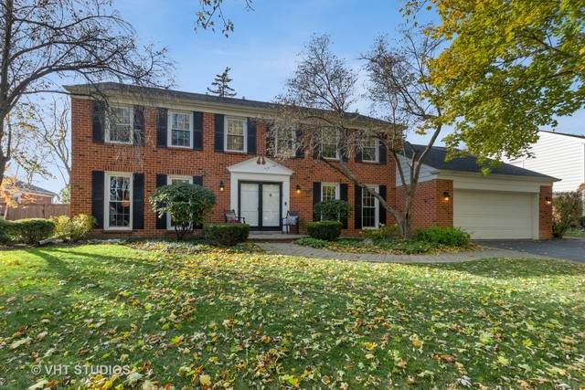 306 Red Coach Lane, Northbrook, IL 60062 (MLS #10925534) :: Lewke Partners