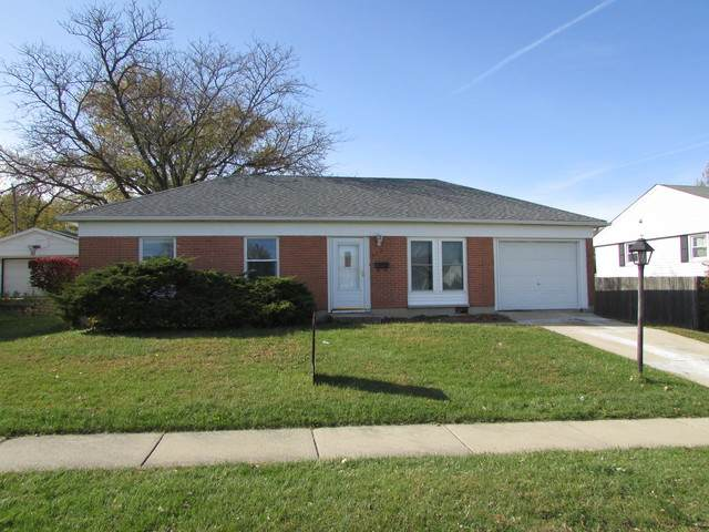 552 Belmont Drive, Romeoville, IL 60446 (MLS #10925613) :: John Lyons Real Estate