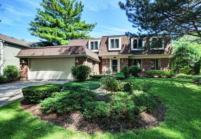 515 E Bauer Road, Naperville, IL 60563 (MLS #10925654) :: John Lyons Real Estate
