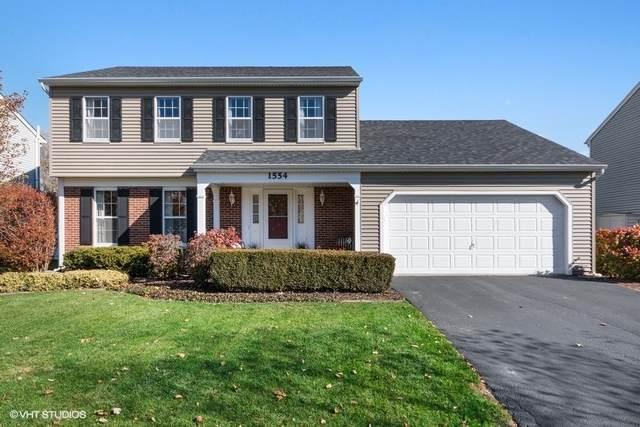 1554 Banbury Avenue, St. Charles, IL 60174 (MLS #10925725) :: John Lyons Real Estate