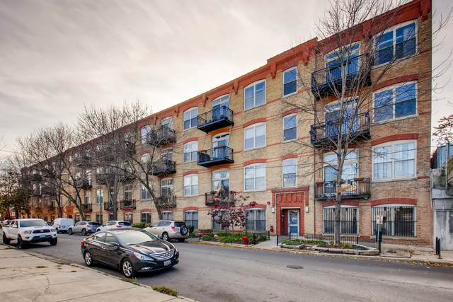 1740 N Maplewood Avenue #308, Chicago, IL 60647 (MLS #10925789) :: The Wexler Group at Keller Williams Preferred Realty