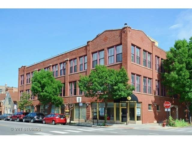 2300 W Armitage Avenue #4, Chicago, IL 60647 (MLS #10925882) :: The Wexler Group at Keller Williams Preferred Realty