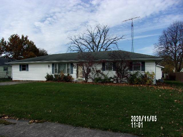 205 S Pine Street, Buckley, IL 60918 (MLS #10925975) :: Littlefield Group