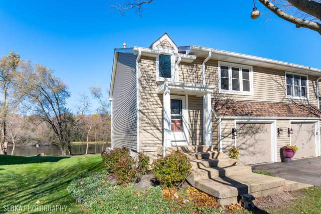 306 Hunters Circle #306, Fox River Grove, IL 60021 (MLS #10926079) :: Janet Jurich