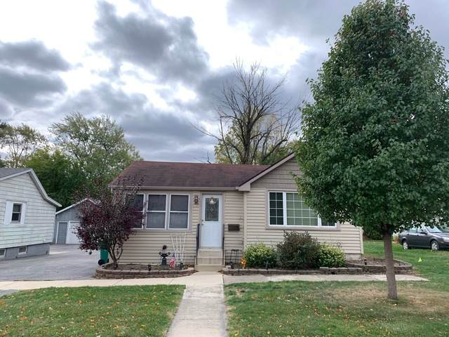 228 Freehauf Street, Lemont, IL 60439 (MLS #10926108) :: Lewke Partners