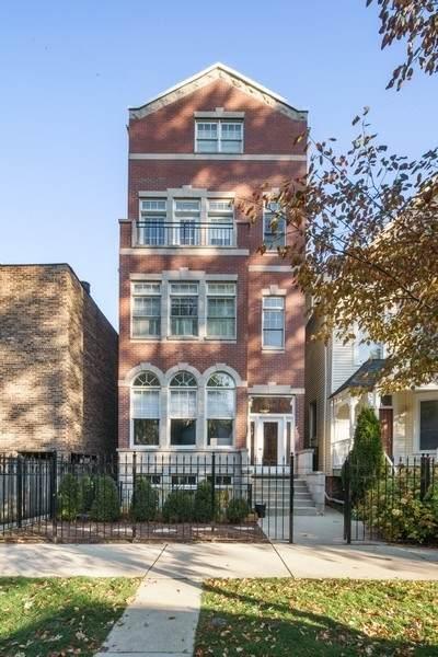 846 W Lill Avenue #3, Chicago, IL 60614 (MLS #10926186) :: John Lyons Real Estate