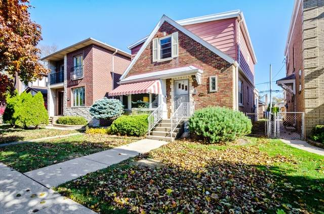 6149 N Karlov Avenue, Chicago, IL 60646 (MLS #10926230) :: Suburban Life Realty