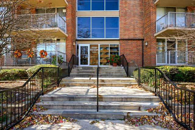 2222 S Stewart Avenue 3M, Lombard, IL 60148 (MLS #10926365) :: BN Homes Group