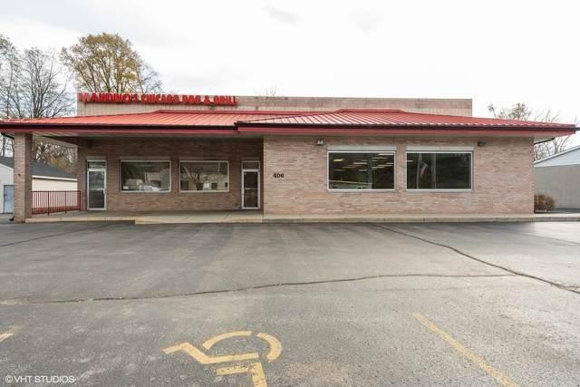 406 N Lake Avenue, Twin Lakes, WI 53181 (MLS #10926464) :: Janet Jurich