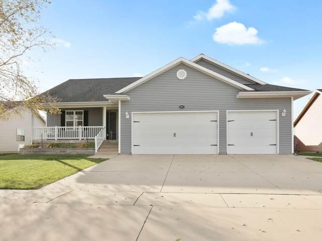 2607 Fieldcrest Drive, Urbana, IL 61802 (MLS #10926547) :: Suburban Life Realty