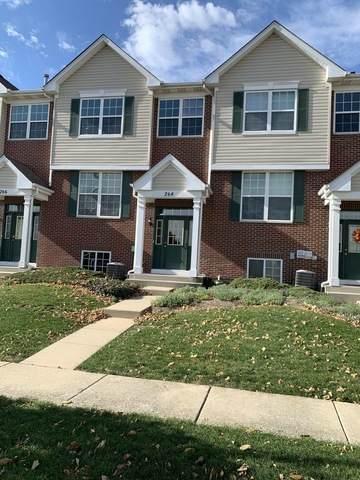 264 S Alder Creek Drive #264, Romeoville, IL 60446 (MLS #10926583) :: BN Homes Group