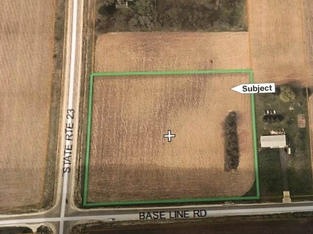 4.62 AC. State Rte 23, Genoa, IL 60135 (MLS #10926603) :: BN Homes Group