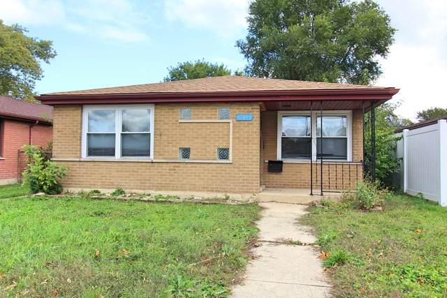 12853 S Escanaba Avenue, Chicago, IL 60633 (MLS #10926611) :: Lewke Partners
