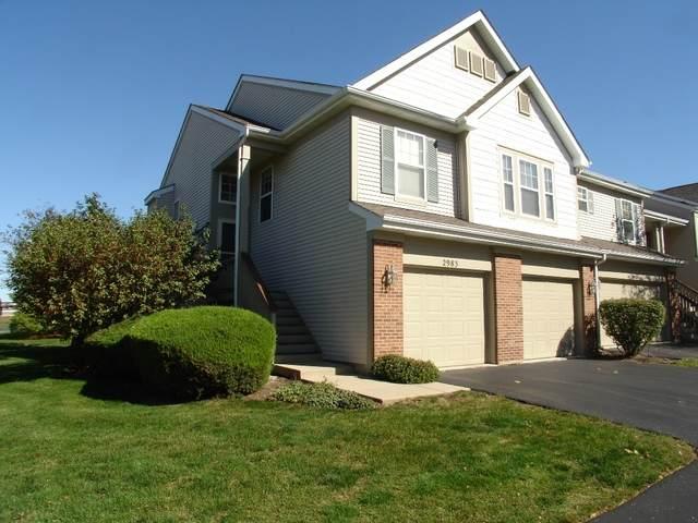 2983 Saganashkee Lane, Naperville, IL 60564 (MLS #10926645) :: BN Homes Group