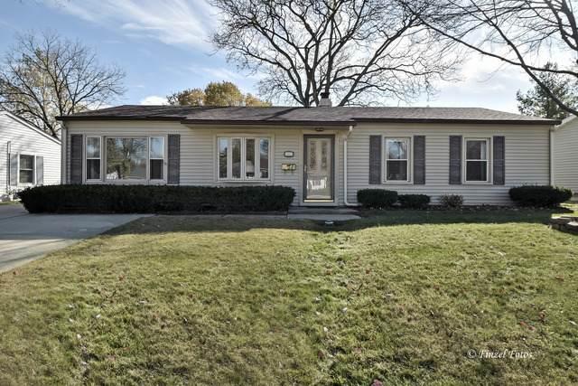 1007 S Park Boulevard, Streamwood, IL 60107 (MLS #10926844) :: BN Homes Group