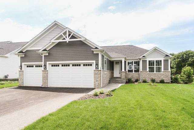 1245 Noble Drive, Port Barrington, IL 60010 (MLS #10926878) :: Janet Jurich