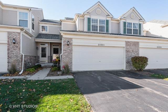 2105 Braeburn Drive C, Wauconda, IL 60084 (MLS #10926932) :: Helen Oliveri Real Estate